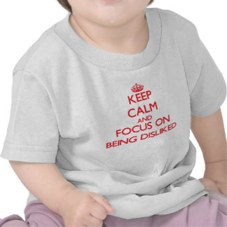 Håll lugn och fokusera på att ogillas tröja