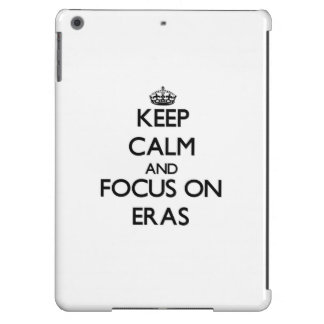 Håll lugn och fokusera på ERAS