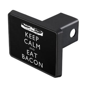 Håll lugnat och äta bacon dragkroksskydd
