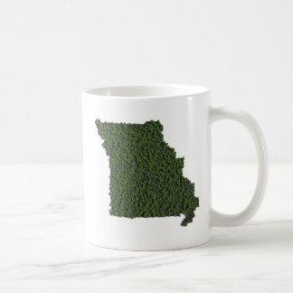 Håll Missouri grönt Kaffemugg