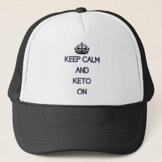 Håll på lugn och Keto, för de Keto'ing Keps
