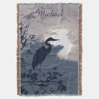 Hålla ögonen på för fåglar för filt