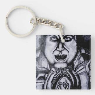 Hållande orb Keychain för Villain