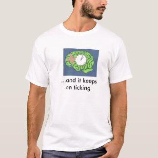 """""""Håller på att ticka"""" t-skjortan Tröjor"""