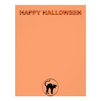 Halloween brevhuvud