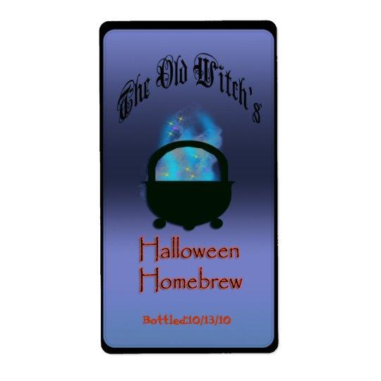 halloween brygd fraktsedel