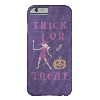 Halloween bus eller godis barely there iPhone 6 skal