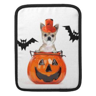 Halloween chihuahuahund iPad sleeve