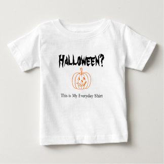 Halloween daglig skjorta tee shirts