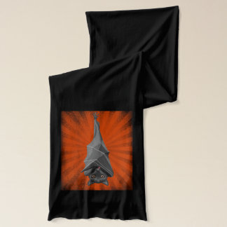 Halloween fest Halloween bollScarf! Halsduk