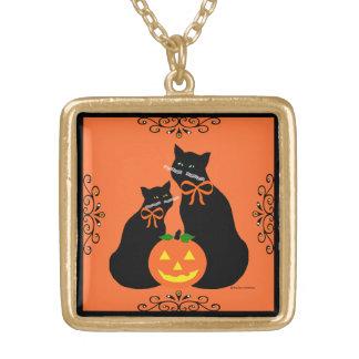 """Halloween """"för mörka systrar"""" halsband"""