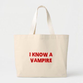 Halloween formulerar mig vet en vampyr tygkassar
