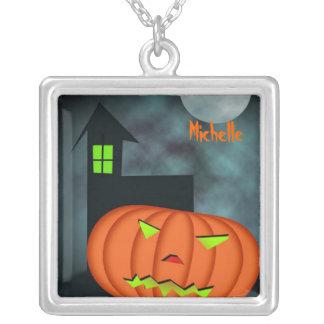 Halloween halsband