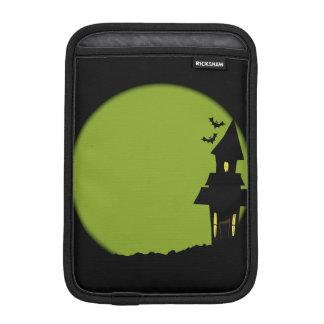 Halloween hus iPad mini sleeve