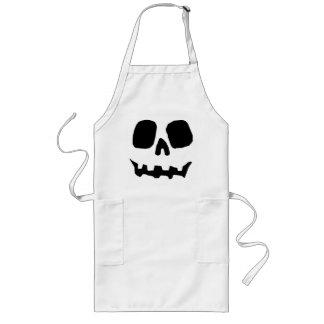 Halloween Jack-NOLLa Långt Förkläde