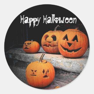 Halloween klistermärke