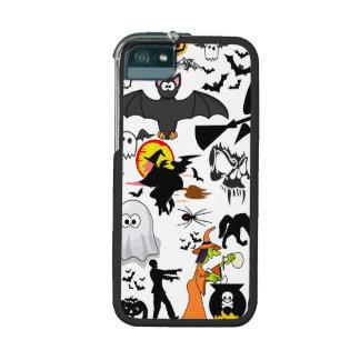 Halloween Mashup iPhone 5/5C Mobil Fodral