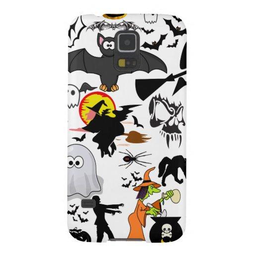 Halloween Mashup Galaxy S5 Fodral