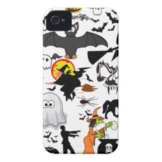 Halloween Mashup iPhone 4 Fodral