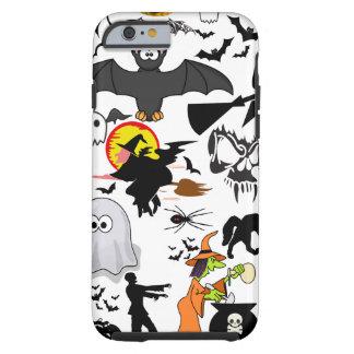 Halloween Mashup Tough iPhone 6 Fodral