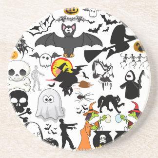 Halloween Mashup Underlägg