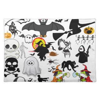 Halloween Mashup Bordtabletter