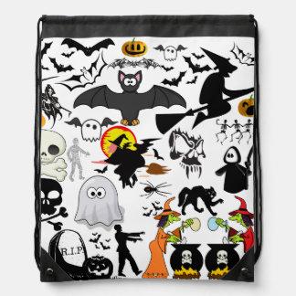 Halloween Mashup Vandringssäck