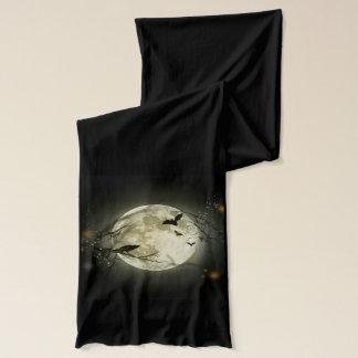 Halloween natt halsduk