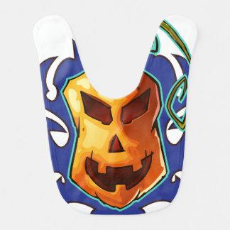 Halloween ond läskig pumpa