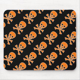 Halloween piratdöskallar Mousepad Musmatta