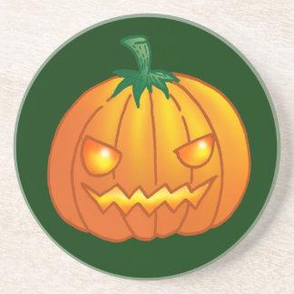 Halloween pumpaunderlägg underlägg