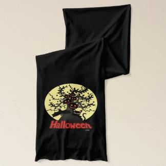 Halloween Sjal