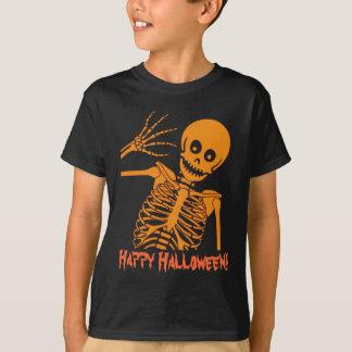 Halloween skelett! tröja