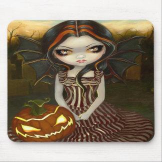 """Halloween skymning"" Mousepad Musmattor"