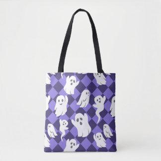 Halloween spöken tygkasse