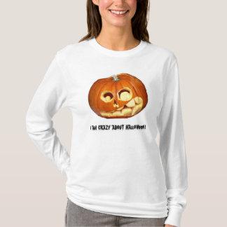 Halloween vänder på mig! t shirts