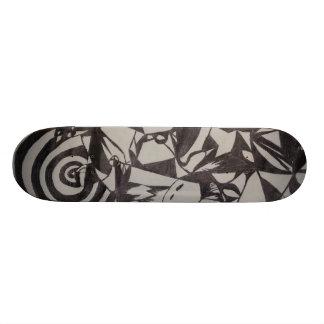 Hallucinogen Skate Board Deck