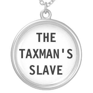 Halsband den slav- skattmasen