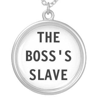 Halsband det slav- framstickandet