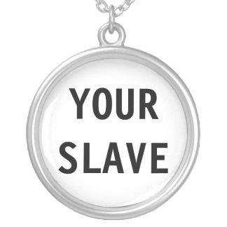 Halsband ditt slav-