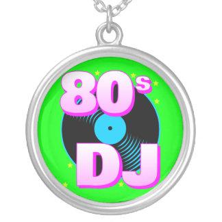 Halsband för DJ för Corey tiger80-tal rekord-