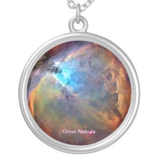 Halsband för galax för Orion Nebulautrymme