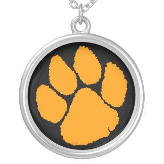 Halsband för klo för tiger för Corey tiger80-tal