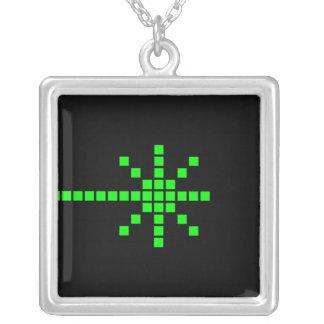Halsband för laser för neon för Corey tiger80-tal