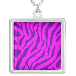 Halsband för rand för tiger för Corey tiger80-tal