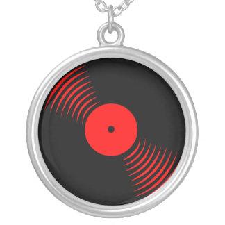 Halsband för rekord för vinyl för Corey tiger80-ta
