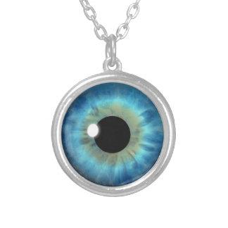Halsband för roligt för ögonglob för Iris för öga
