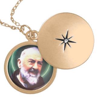 Halsband för St. Padre Pio