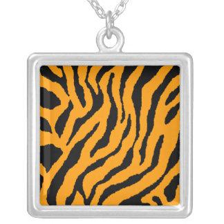 Halsband för tryck för tiger för Corey tiger80-tal