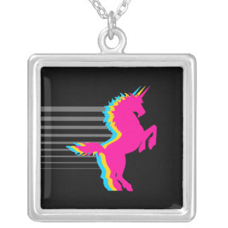 Halsband för Unicorn för Corey tiger80-tal Retro